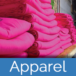 apparel screen printing service