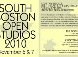 south boston open studios 2010