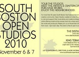 south boston open studios 2010