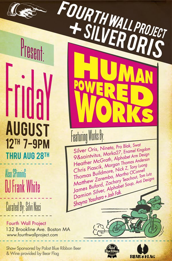 Human Powered Works