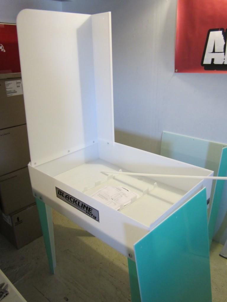 Sink of Destiny - Building