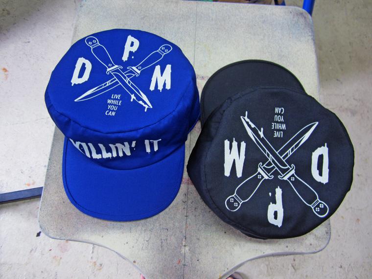 DPM Hat, both colorways